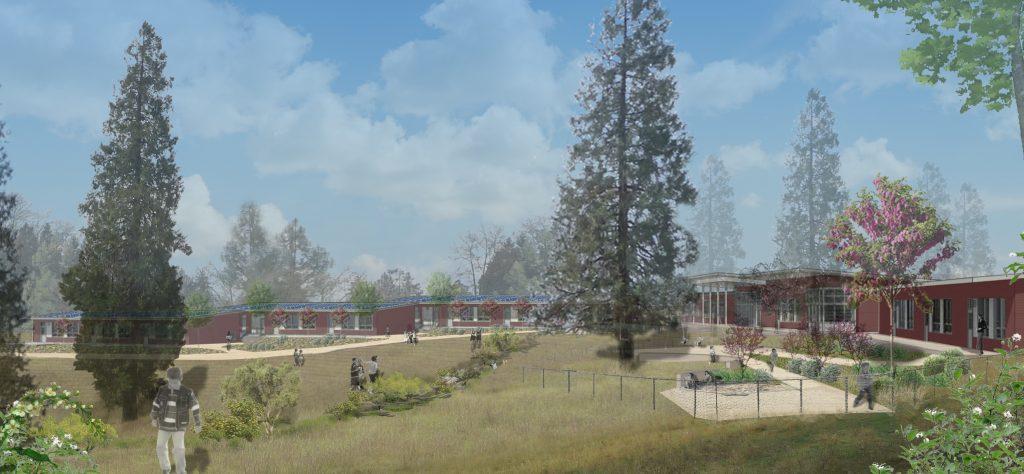 Yuba River Charter School 450 Architects